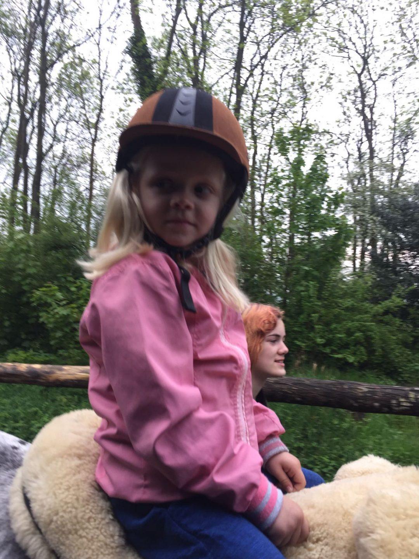 Paardrijden bij Stichting 't Ros Beyaert